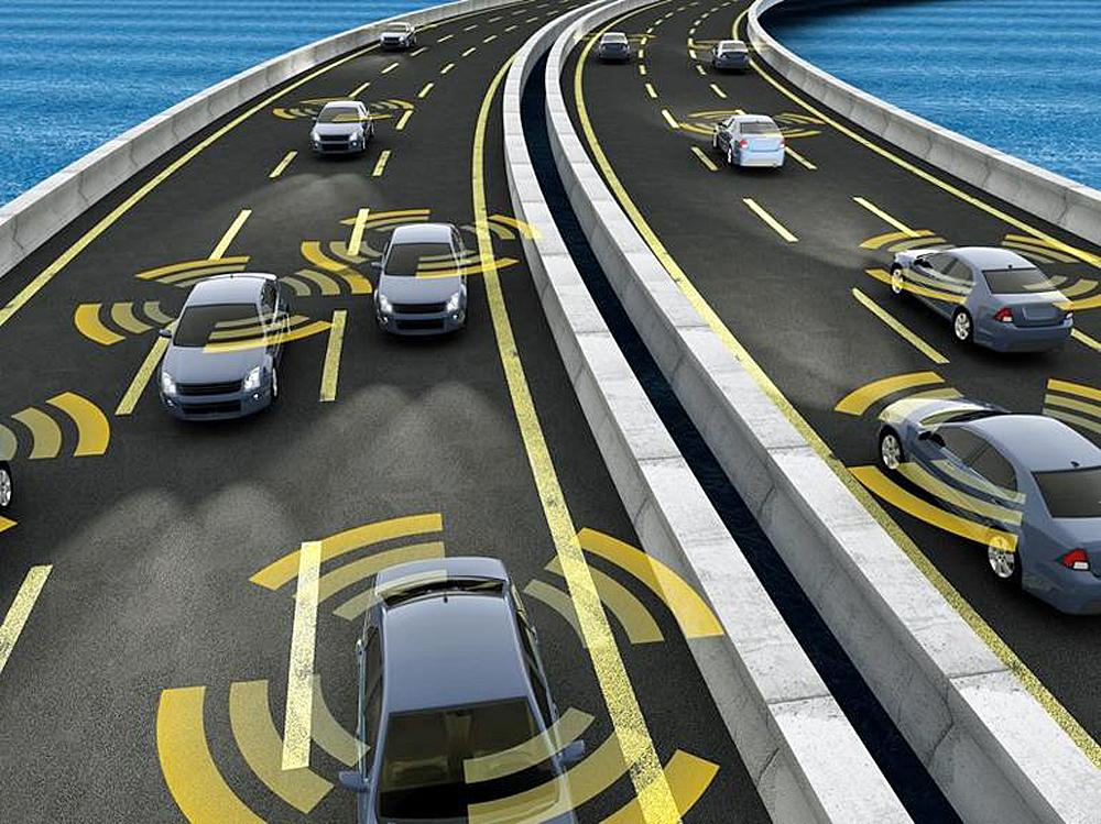 Three Sensor Types Drive Autonomous Vehicles Sensors