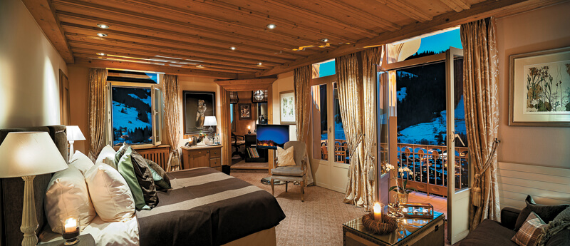 Over-the-Top Suites for a Honeymoon or Romantic Getaway