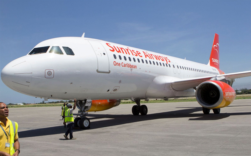 Haiti-Based Sunrise Airways to Add Nonstop Flights to Curacao