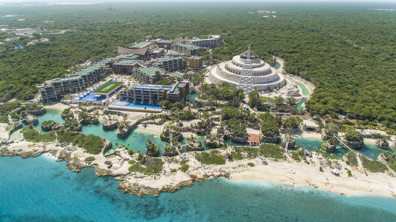 Hotel Xcaret Mexico Makes Debut In Riviera Maya Travel