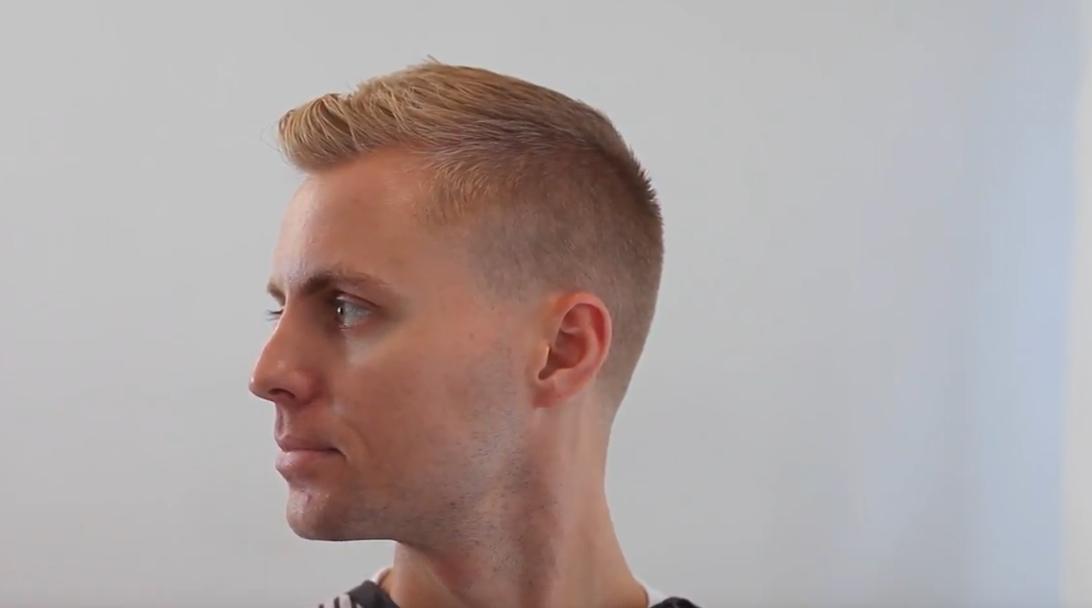 How To Video High Taper Cut American Salon