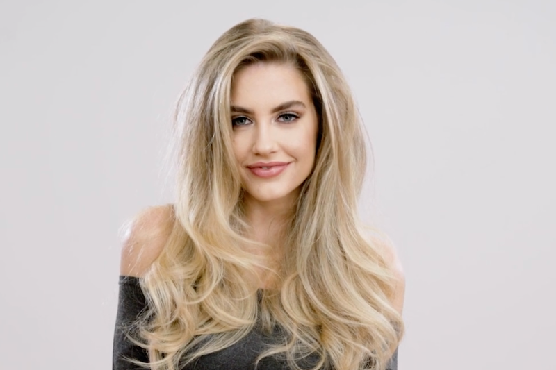 Step-by-Step: Voluminous Blowout