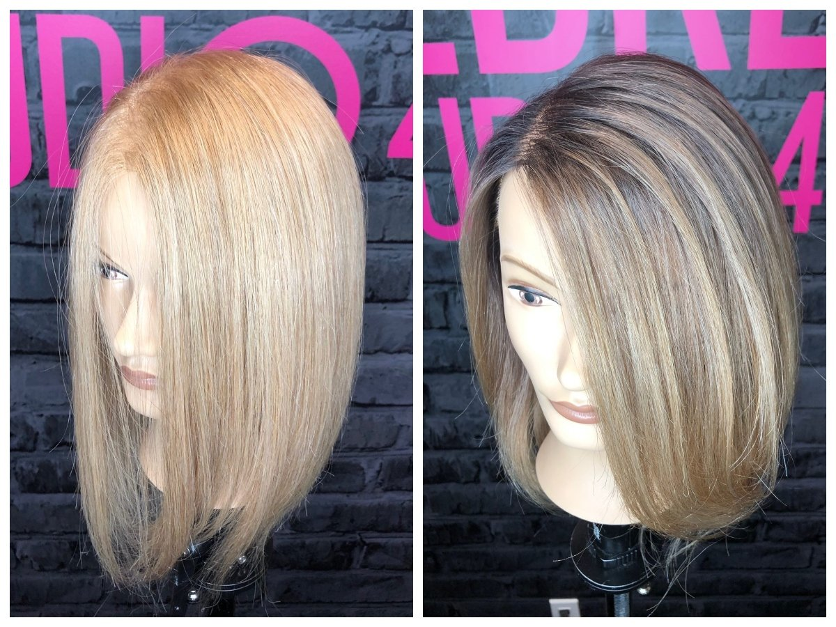 How To Achieve The Perfect Amount Of Blonde Dimension American Salon