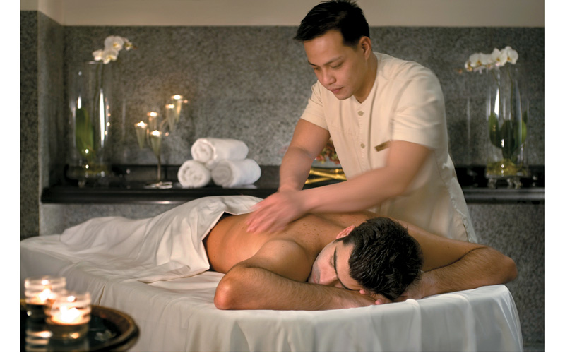 The Emergence of the Men's Spa Franchise
