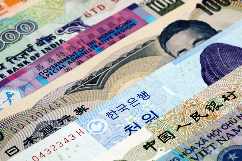 Forecasting The Yen Yuan Ru Rupiah Hkd Sgd And Other Asian Currencies