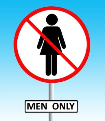 Sex discrimination against wom