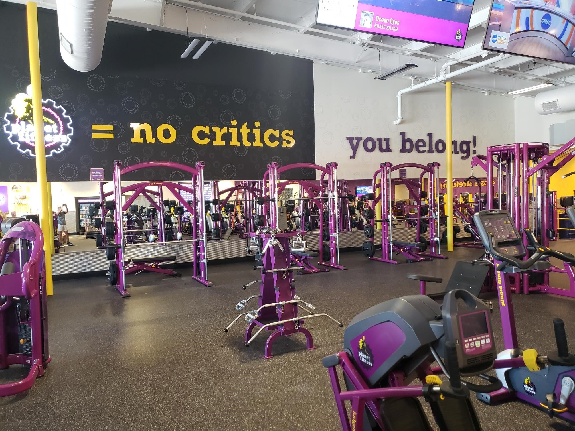 Planet Fitness Opens Judgement Free Fitness Center In Portland Clubindustry