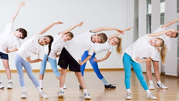 78 Percent Of U S Children Do Not Meet Exercise Guidelines Report Finds Clubindustry
