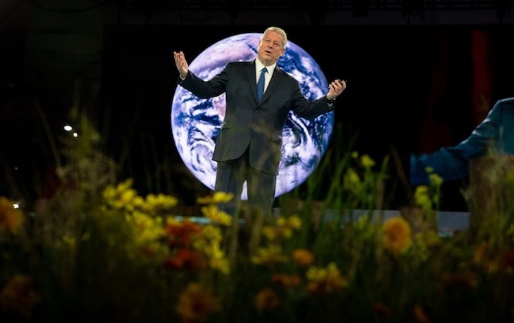 Opinion Al Gore At Dreamforce Renew Or Perish