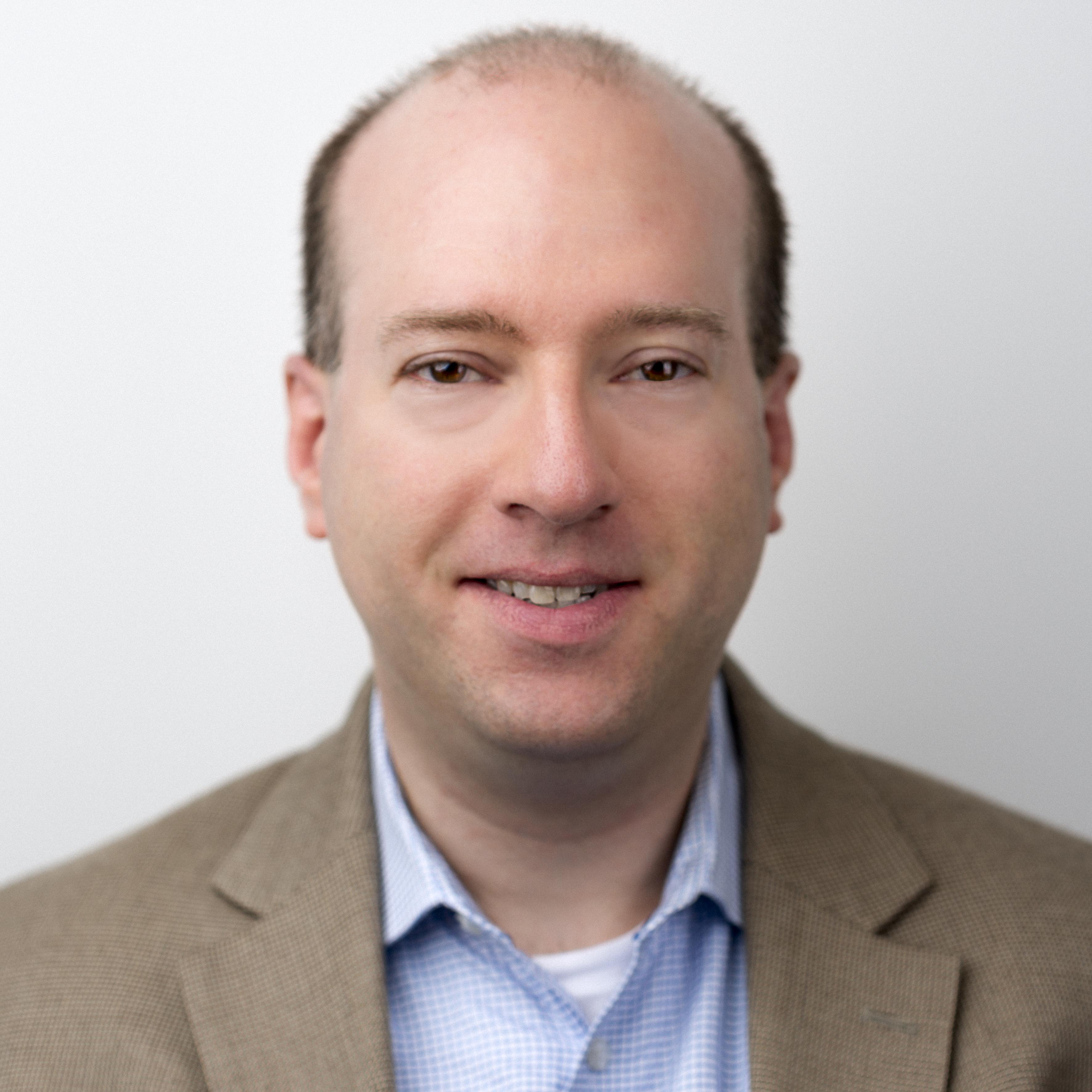 head shot photo of Brian Horowitz