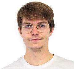 headshot of Grant Ferowich