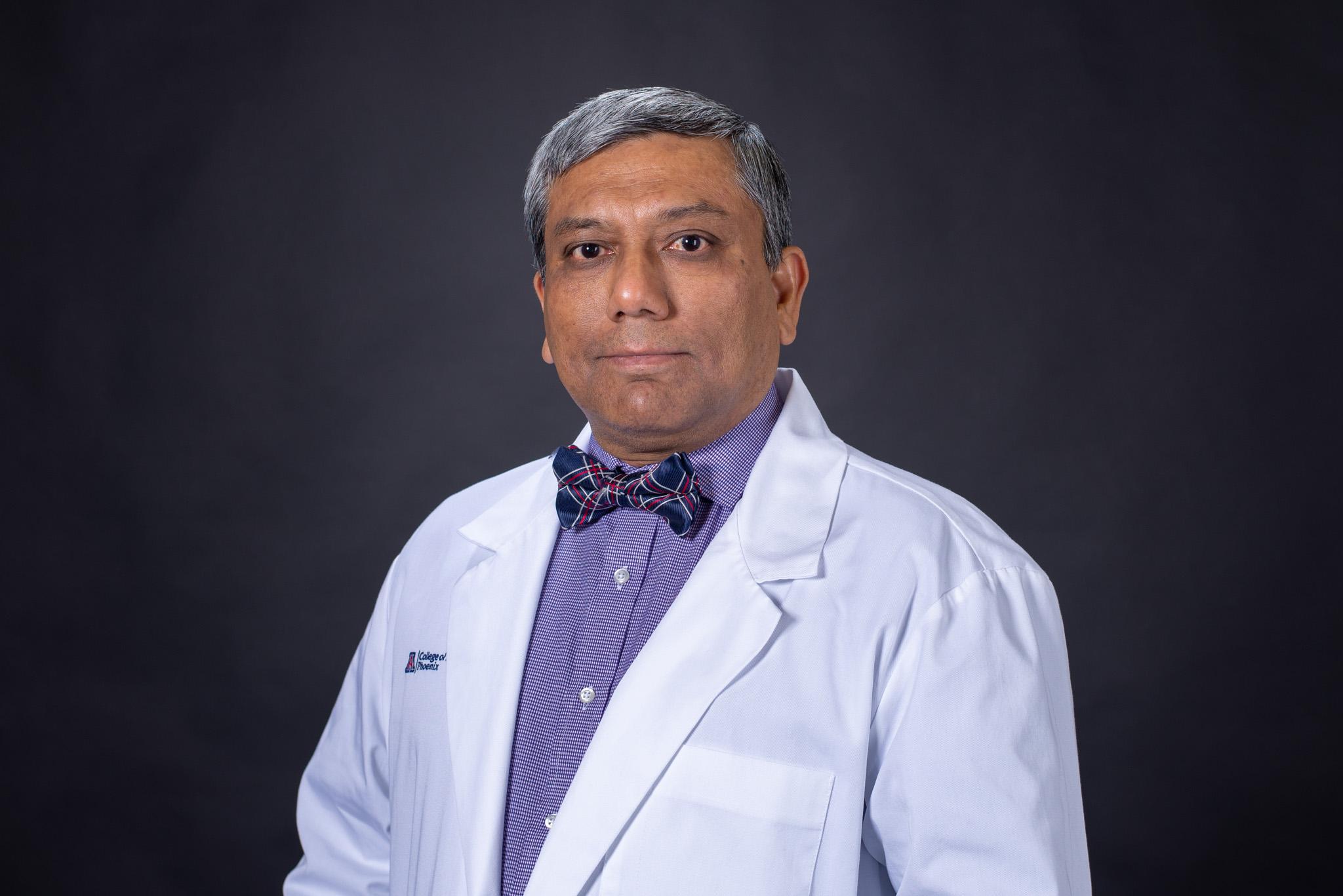 head shot photo of Sushovan Guha, M.D., Ph.D.