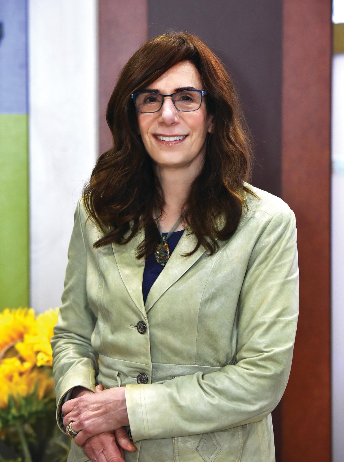 profile photo of Judy Faulkner