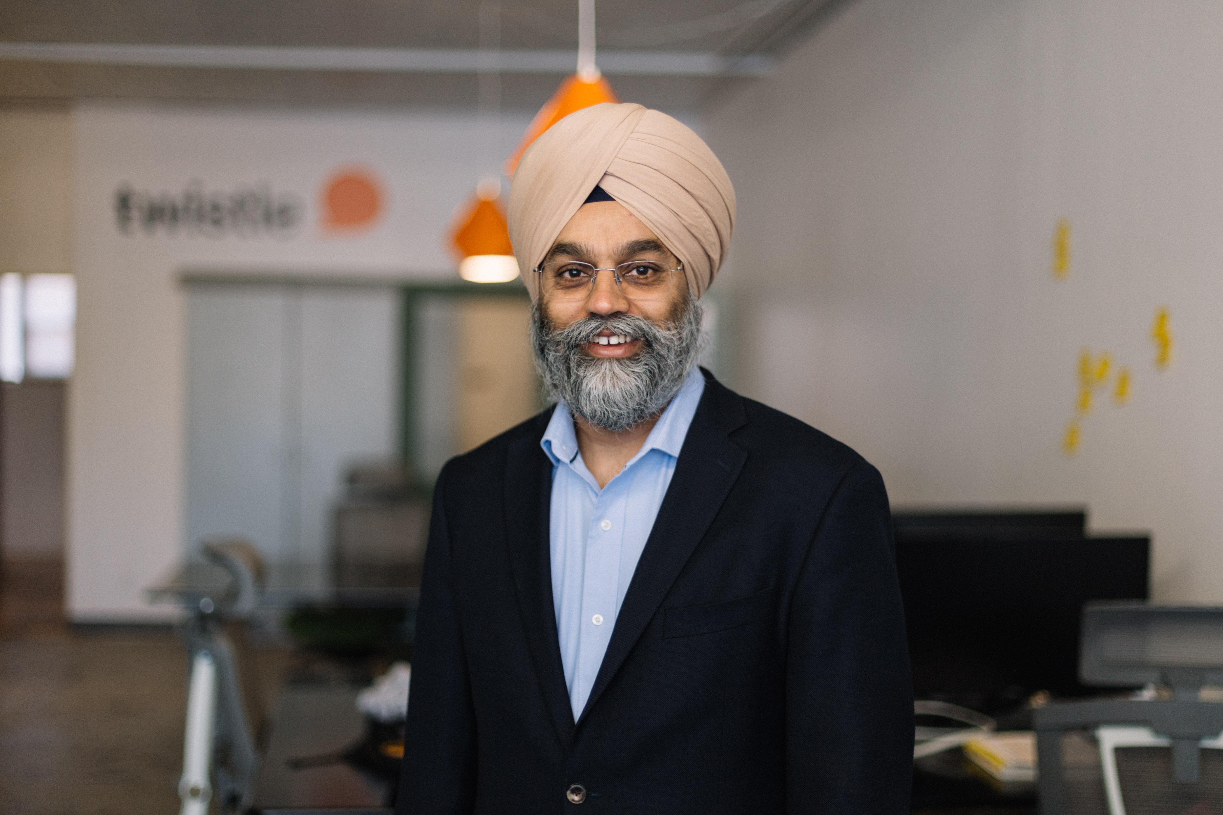Kulmeet Singh headshot