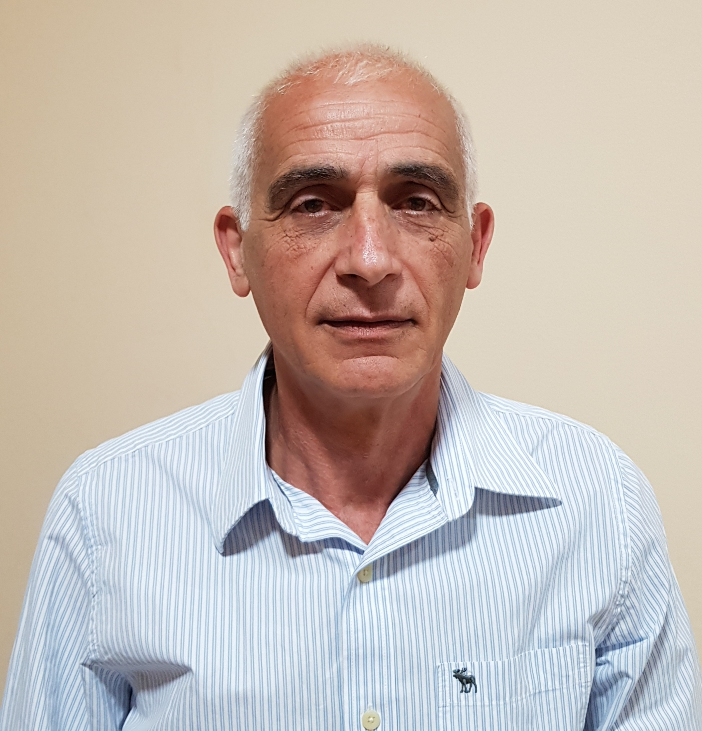 Rafi Ben-Tolila headshot