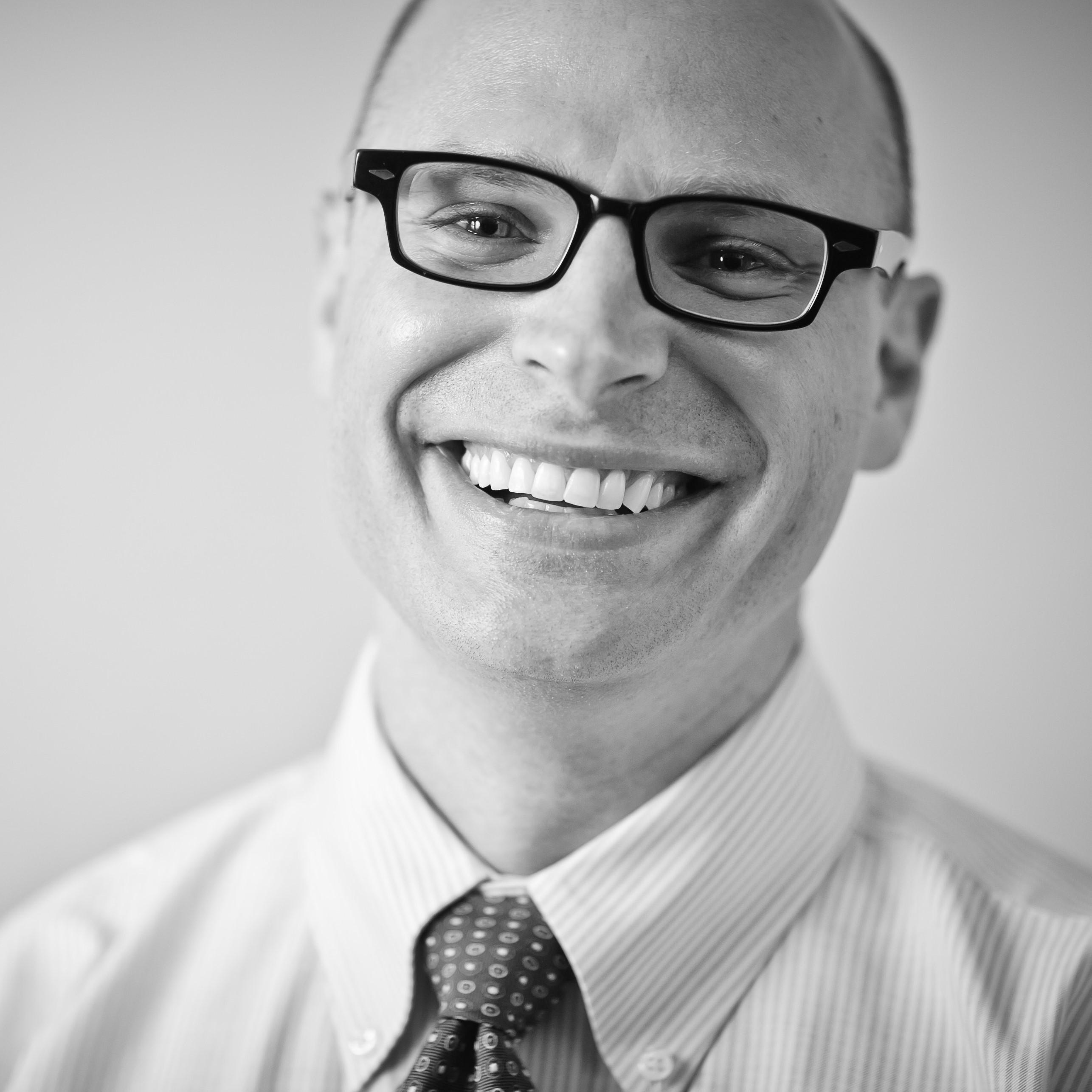 head shot photo of Jon Bloom