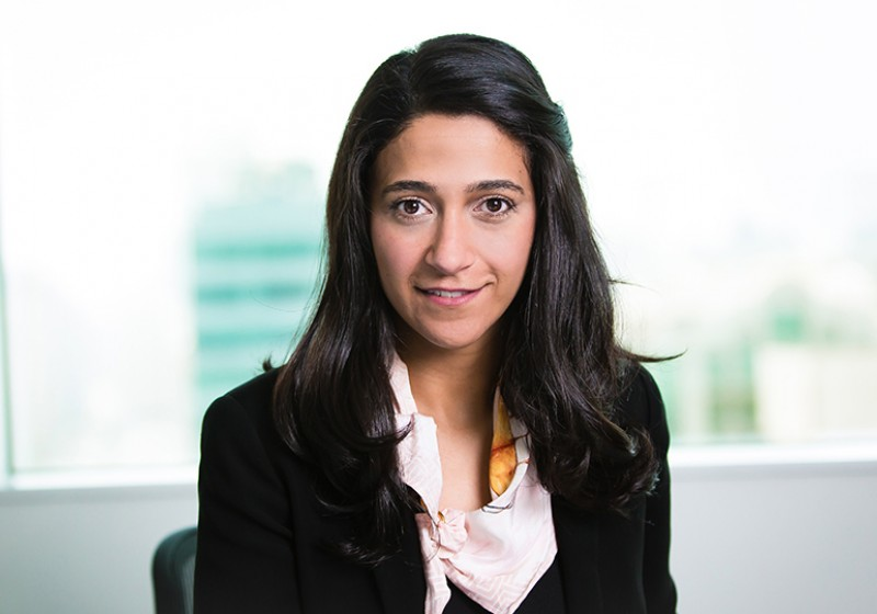 Sarah Khalifa is a Real Estate associate working in both Abu Dhabi and Dubai recently named in Legal 500 for her hospitality credentials.