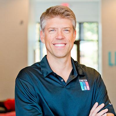 Steve Hitzemann, co-owner, StretchLab Charlotte