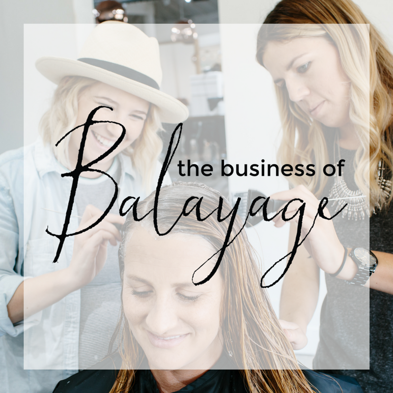 Business of Balayage