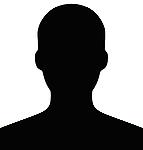 blank headshot