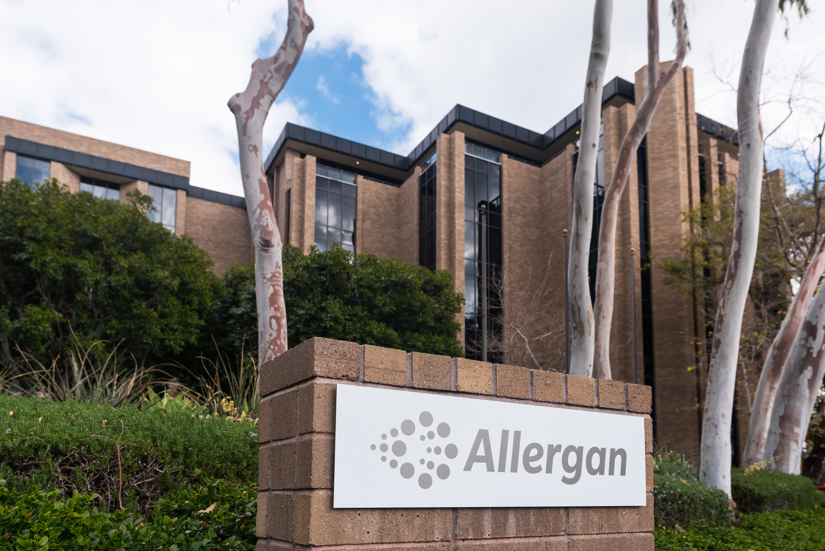 Allergan acquires NMDA depression drug from Aptinyx collaboration