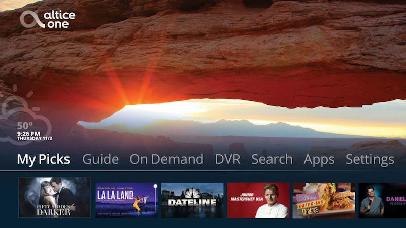 Altice Expands Patent Deal With Tivo For New Altice One