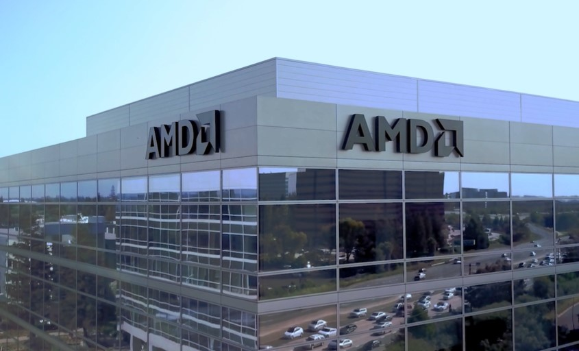 AMD sees big boost from 7nm products in last half of 2019