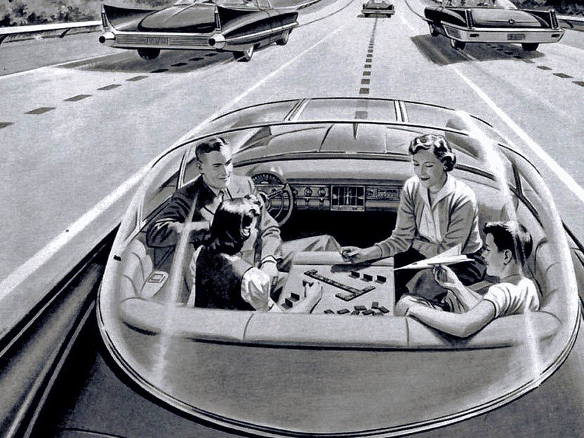Self-driving vehicles will emerge, but only gradually, IDC says thumbnail