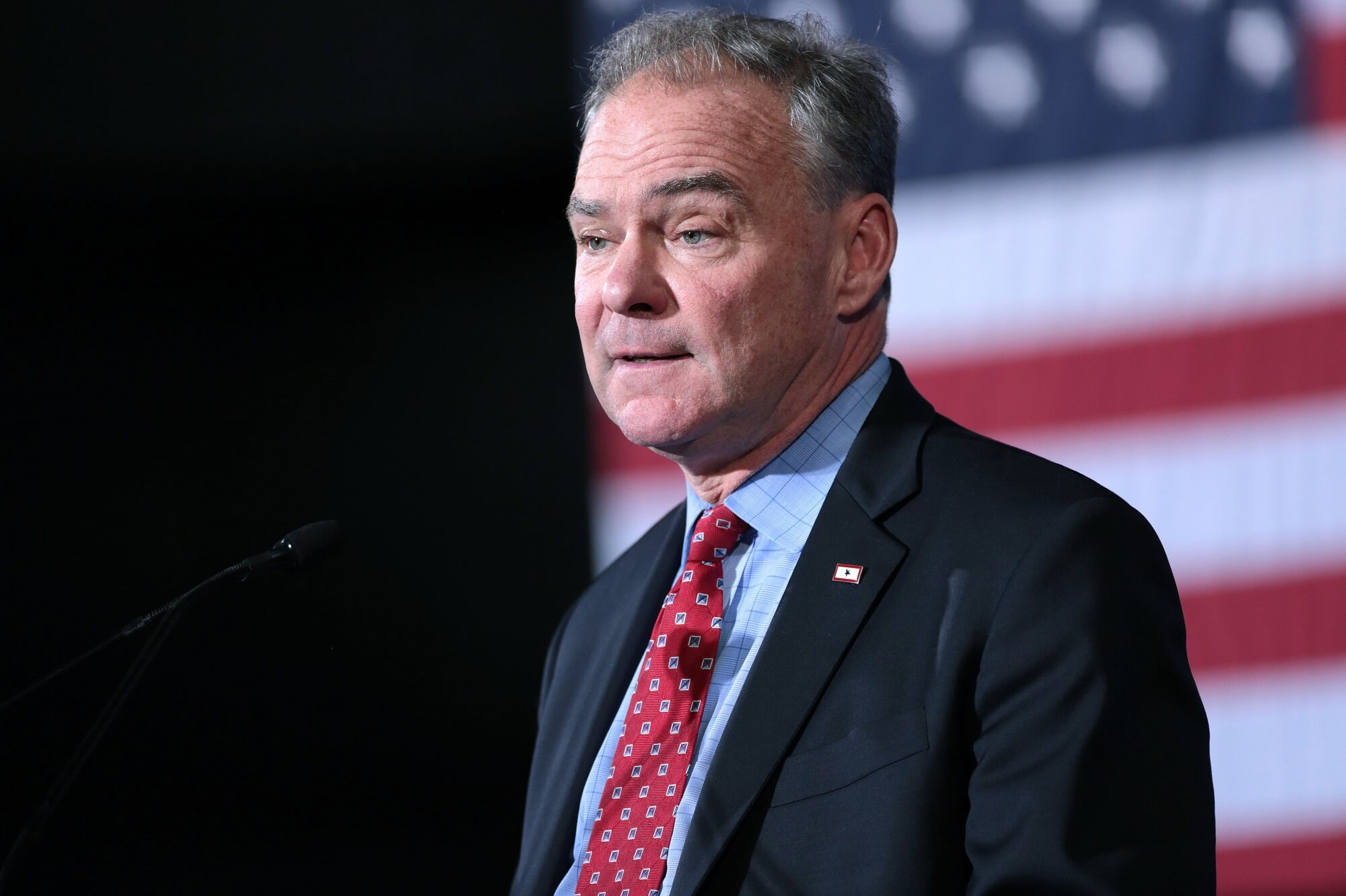 tim kaine offers solutions - HD2000×1333