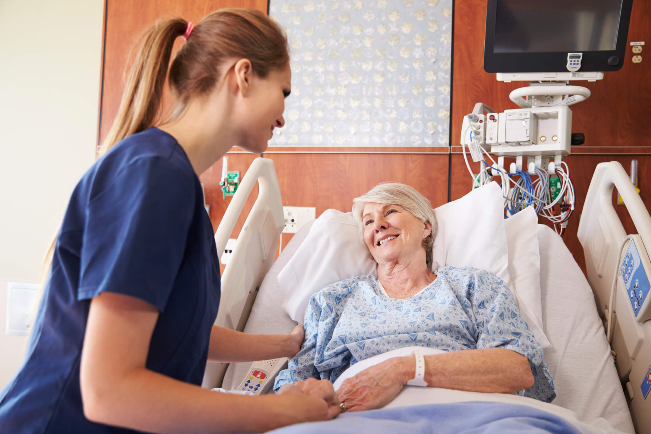 hospital research and patient satisfaction Patient satisfaction is an important indicator of a hospital's service quality, but new research suggests that it doesn't necessarily reflect.