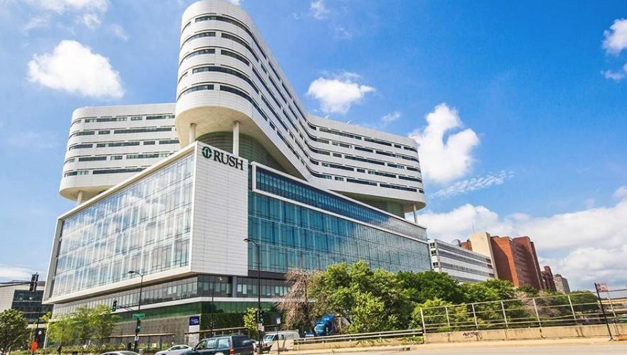 Rush St Luke Hospital Chicago Il