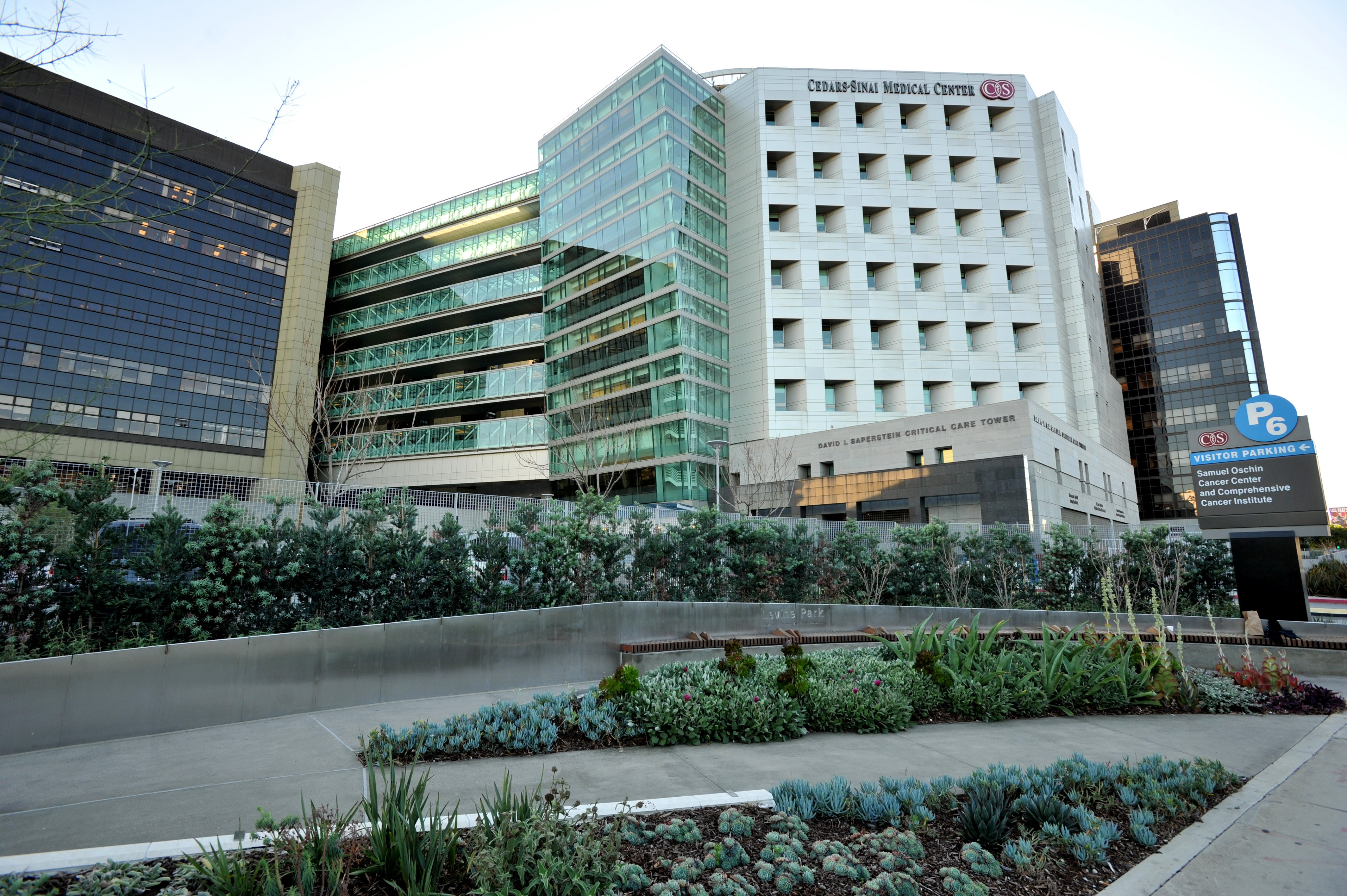 Cedars-Sinai teams to operate Providence St  Joseph Health