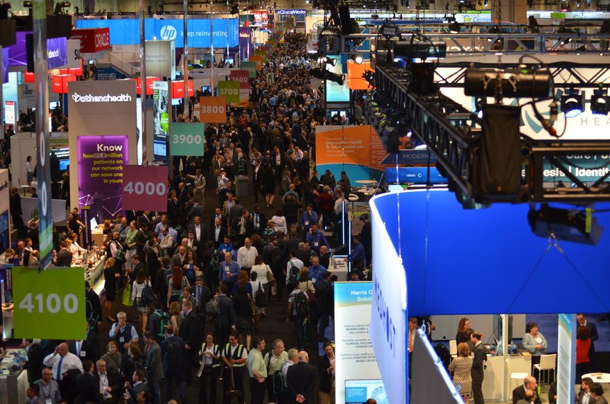 Are you going to HIMSS21 in Las Vegas?  This is what you need to know