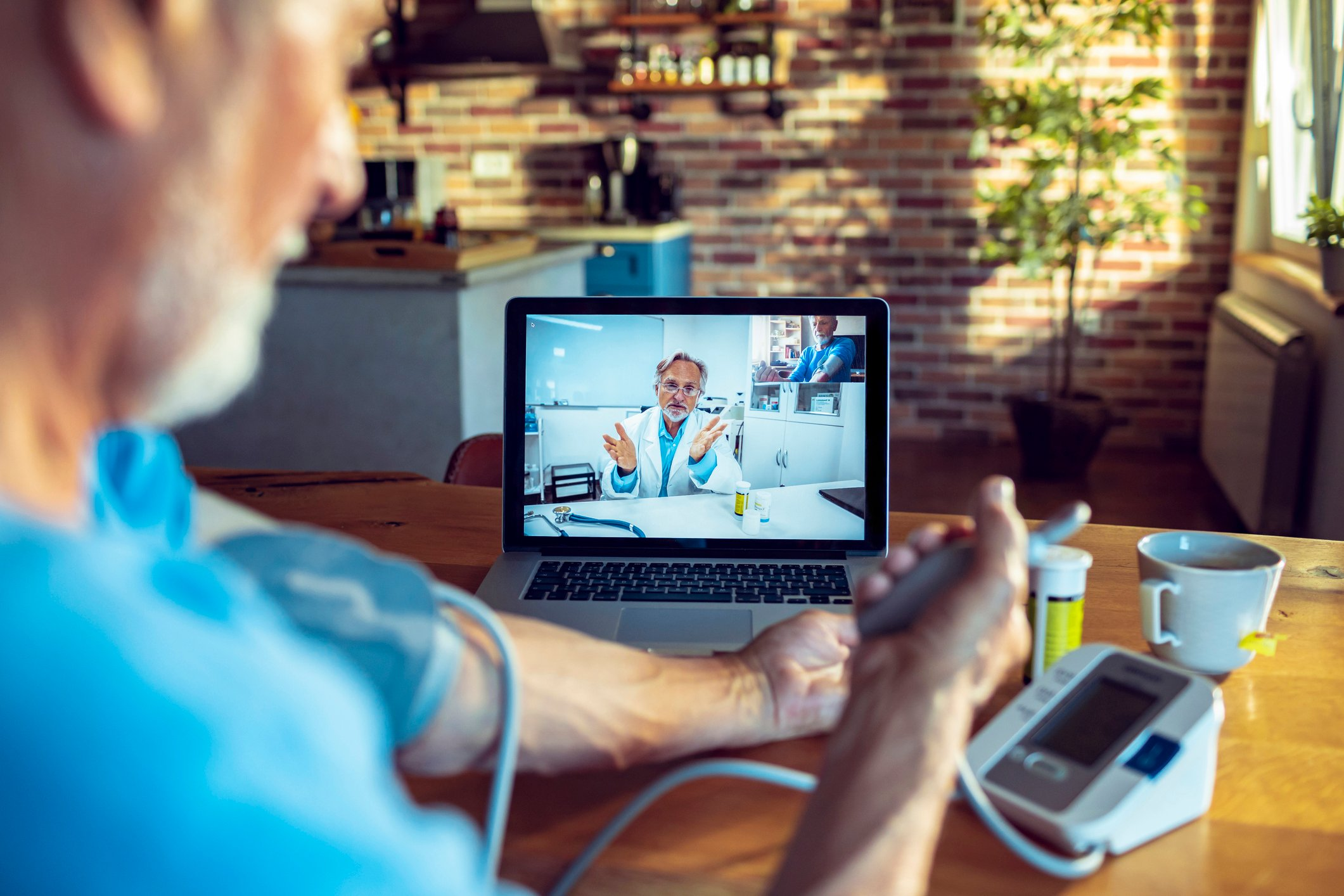 Survey: About 1 in 7 people received low-severity care through telehealth instead of going to the emergency room