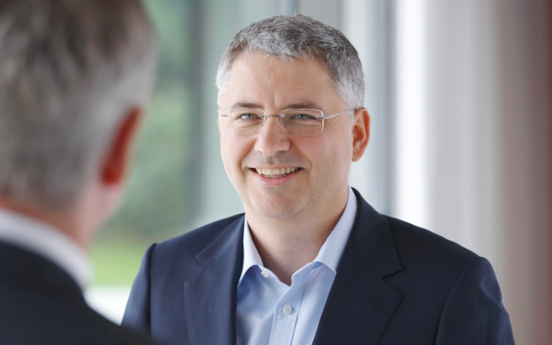 Roche CEO Schwan concedes challenges as 'highly, highly