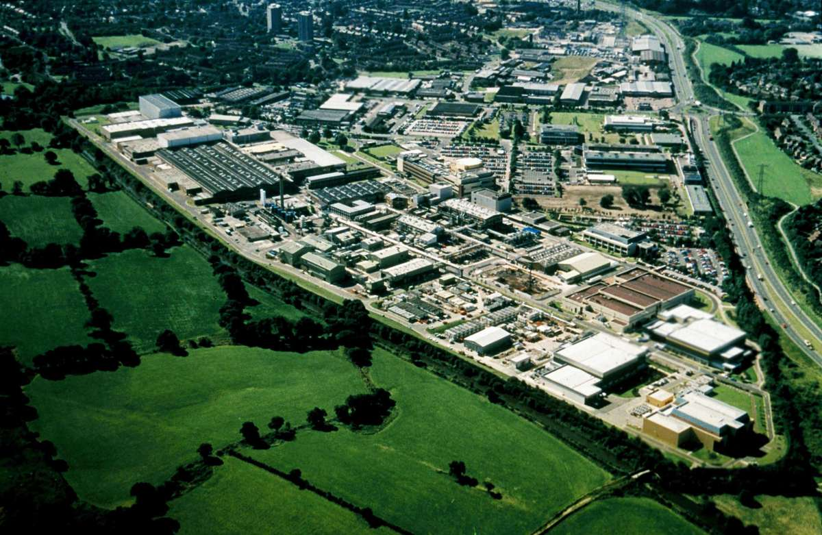 AstraZeneca to cut nearly 100 jobs at U K  site as