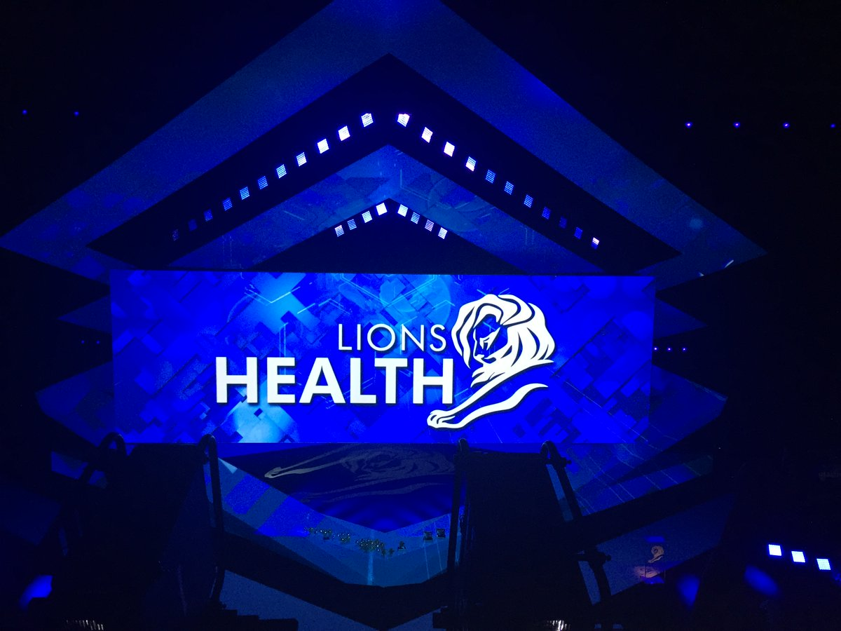Cannes Lions Health puts members from Evoke, FCB on pharma ad judging panel | FiercePharma