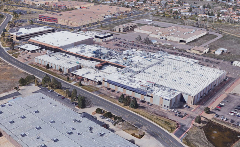 Novartis sells Colorado site to maker of CBD products