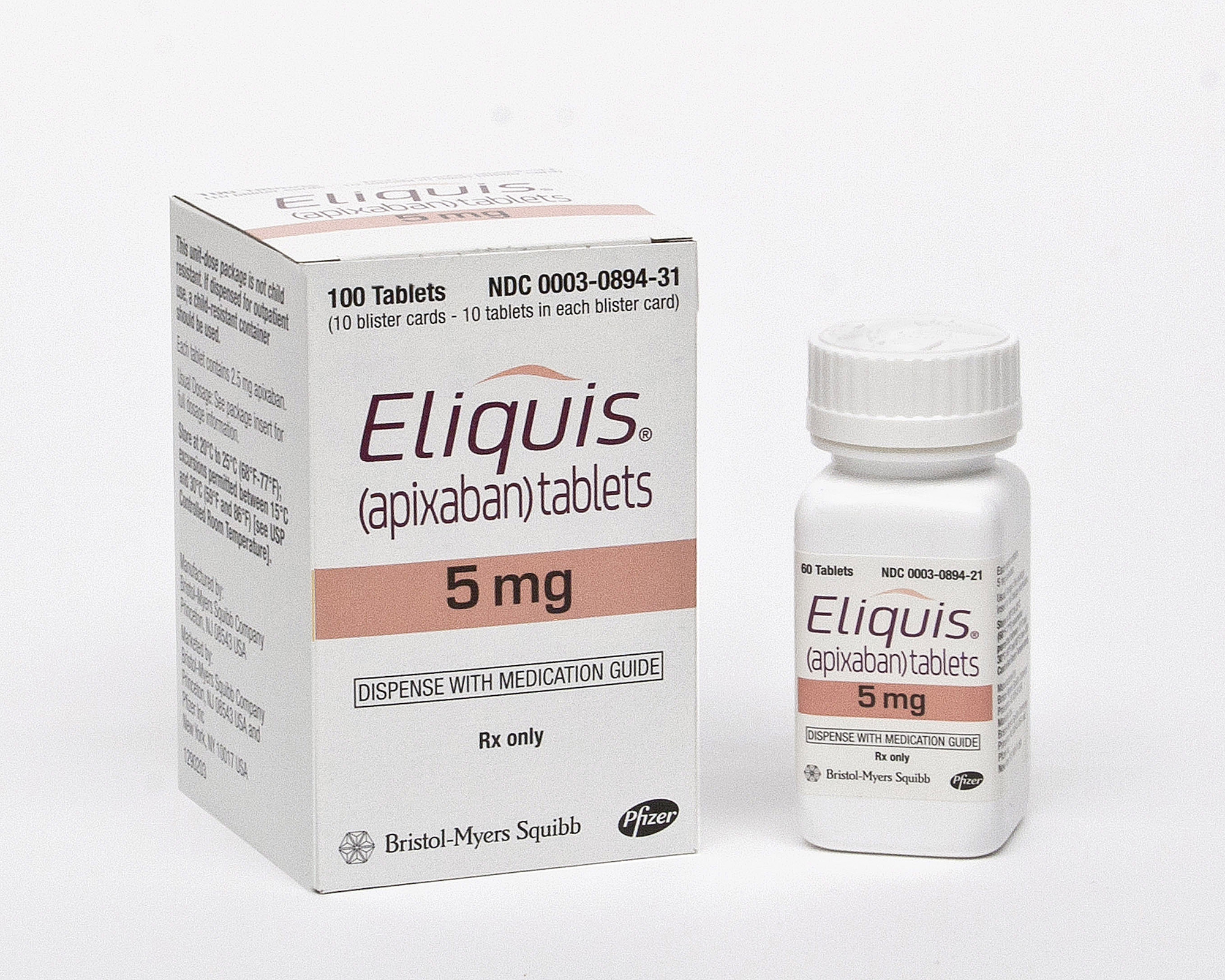 ESC: New Pfizer, BMS real-world data could boost Eliquis in Europe |  FiercePharma