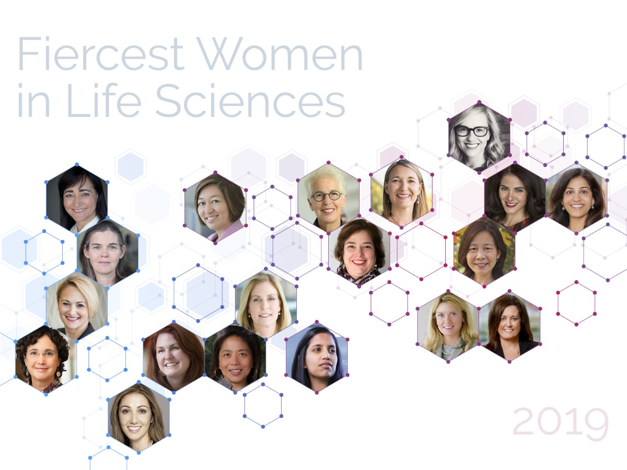 2019's Fiercest Women in Life Sciences https://lnkd.in/en2tW9f this week from Fierce Pharma #LifeSciences #Pharma