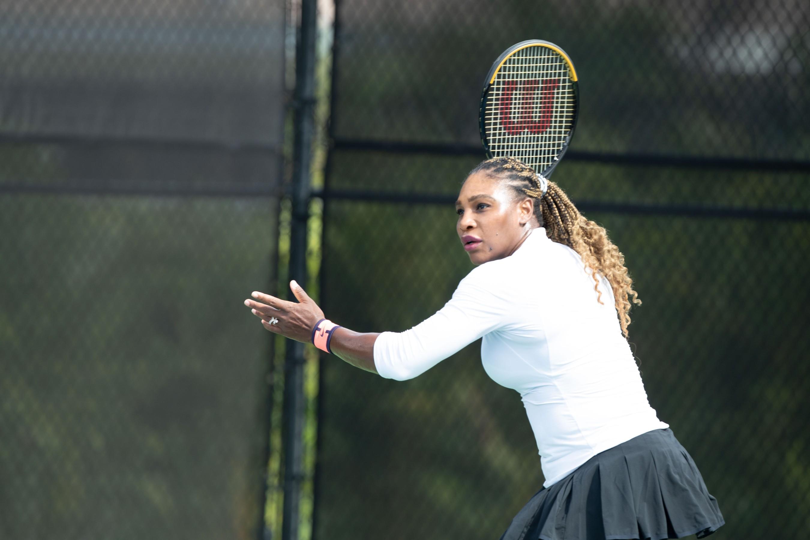 Abbvie Serves Up Grand Slam Tennis Champion Serena Williams As New Ubrelvy Spokesperson Fiercepharma