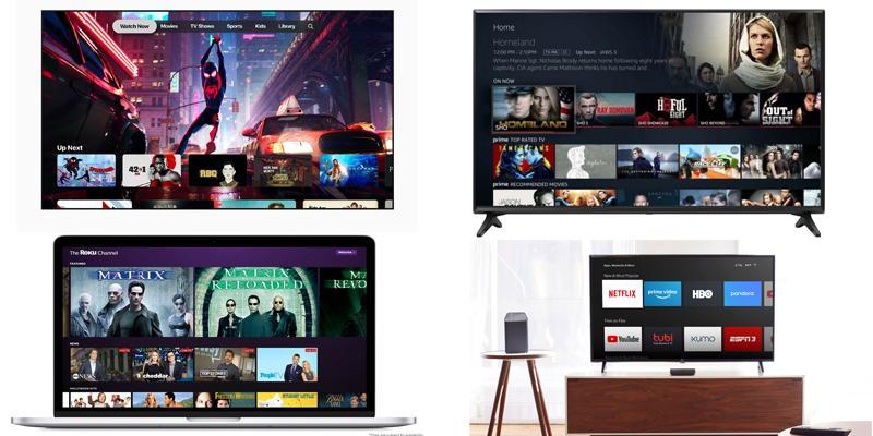 Deeper Dive—Comparing Apple TV+, Amazon Channels, Roku