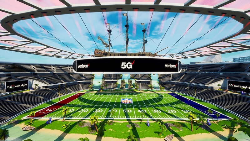 Verizon Makes 80m Investment Leading Up To Super Bowl Lv Fiercewireless