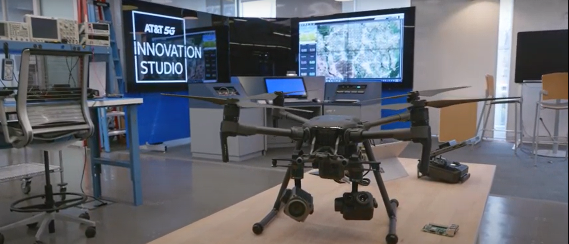 AT&T launches 5G Innovation Studio with Ericsson, Nokia