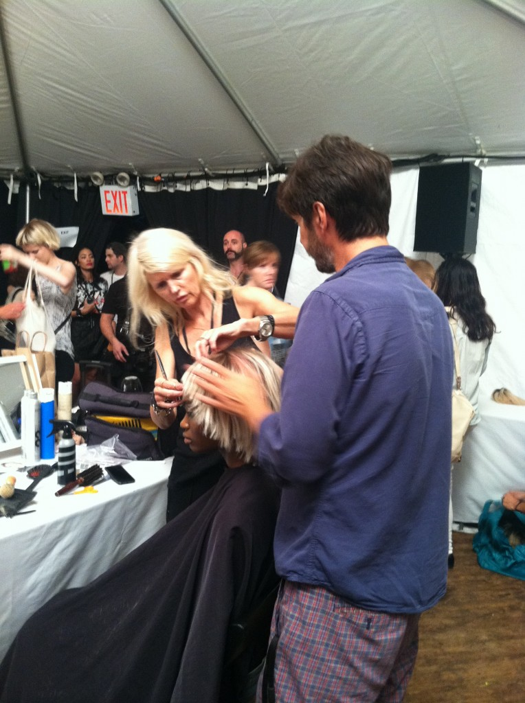 Marc Jacobs Backstage Beauty