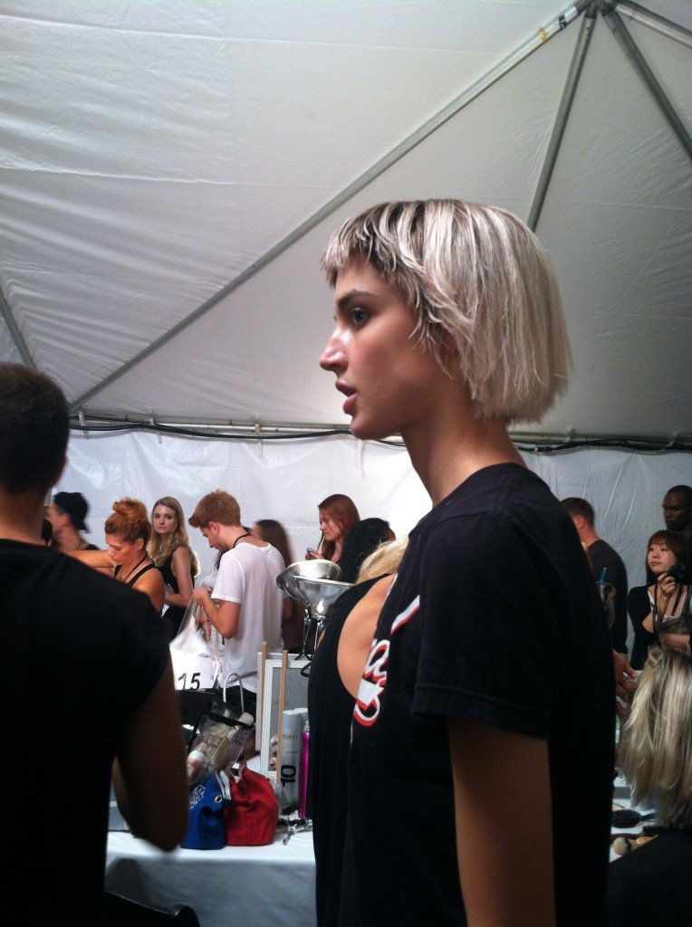 Marc Jacobs Backstage Beauty