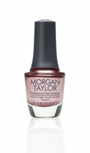 Morgan Taylor Professional Nail Lacquer No Way Rose