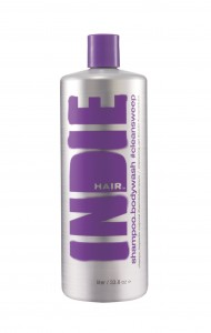 Indie Hair Shampoo Bodywash #cleansweep