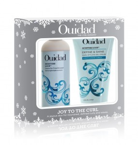Ouidad - Joy to the Curl