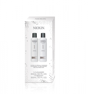 NIOXIN - Cleanser and Scalp Therapy